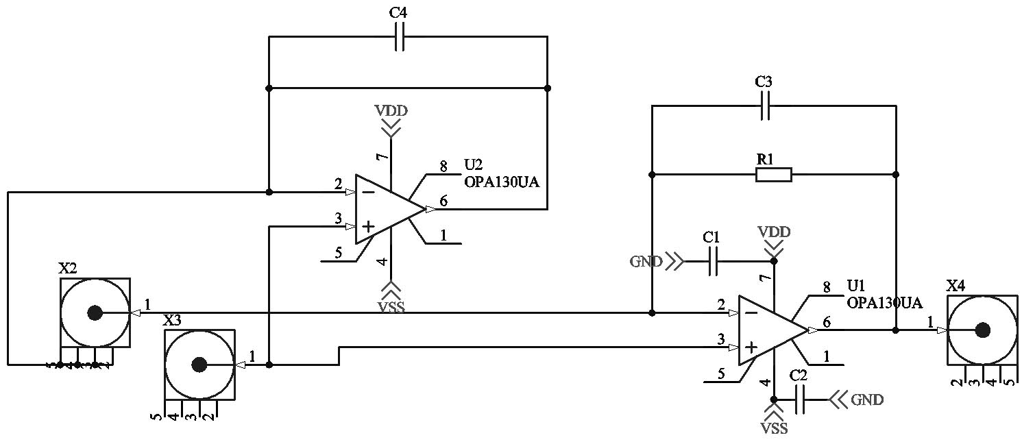 Emrl Transimpedance Amplifiers Information Engineering360 Figure 9 Amplifier For Current To Voltage Conversion